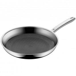 WMF PÁNEV, 28 cm - černá, barvy nerez oceli