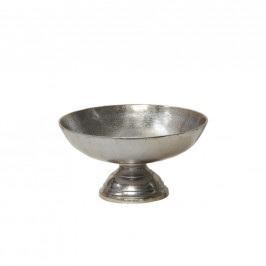 Ambia Home MISKA, kov, 29,5 cm - barvy stříbra