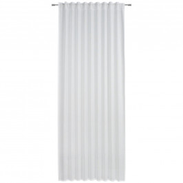 Esposa HOTOVÝ ZÁVĚS, poloprůhledné, 135/245 cm - bílá
