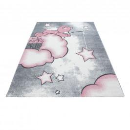 Ben'n'jen DĚTSKÝ KOBEREC, 120/170 cm, pink - pink