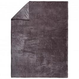 Novel DOMÁCÍ DEKA, polyester, 220/240 cm - antracitová