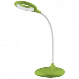 Xora LED LAMPA NA PSACÍ STŮL, dotykový stmívač, 41 cm - zelená