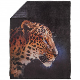 Esposa DEKA, polyester, 150/200 cm - hnědá