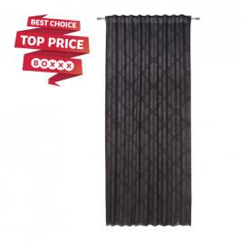 Boxxx HOTOVÝ ZÁVĚS, black-out (nepropouští světlo), 135/245 cm - černá