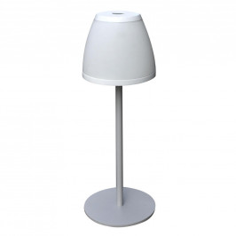 Xora STOLNÍ LED SVÍTIDLO, dotykový stmívač, 12/35 cm - bílá