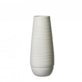 Ritzenhoff Breker VÁZA, keramika, 30 cm - bílá