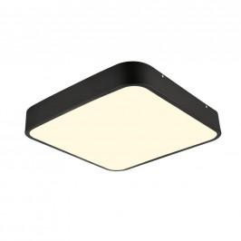 Boxxx STROPNÍ LED SVÍTIDLO, 40/40/5 cm - černá, bílá
