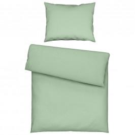 Esposa POVLEČENÍ, krep, zelená, 140/200 cm - zelená