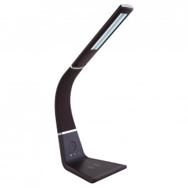 Novel LED LAMPA NA PSACÍ STŮL, dotykový stmívač, 35/47 cm - černá