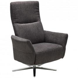 Pure Home Comfort RELAXAČNÍ KŘESLO, textil, antracitová