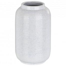 Ambia Home VÁZA, keramika, 31.5 cm - bílá