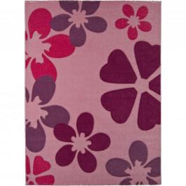 KOBEREC, 120/170 cm, pink - pink
