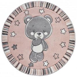 Ben'n'jen DĚTSKÝ KOBEREC, 120 cm, pink - pink