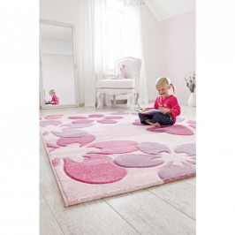 KOBEREC, 170/230 cm, pink - pink