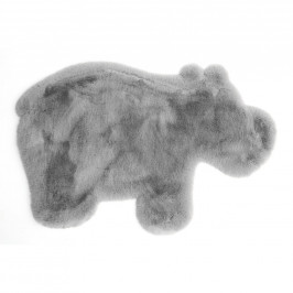 DĚTSKÝ KOBEREC, 60/90 cm, šedá - šedá