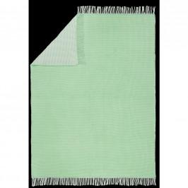 Novel DEKA, polyakryl, 150/200 cm - zelená, bílá