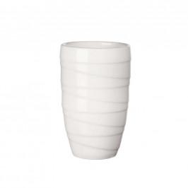 ASA ŠÁLEK, kostní porcelán (bone china) - bílá