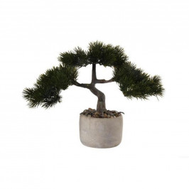 ASA UMĚLÁ ROSTLINA bonsaj - hnědá, zelená