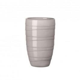 ASA ŠÁLEK, porcelán - šedá