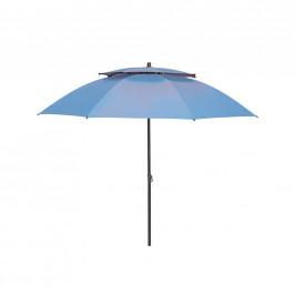 Doppler SLUNEČNÍK, vzpěrný kloub, 200 cm - modrá