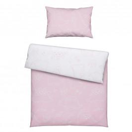Avelia POVLEČENÍ PRO MIMINKO, 100/135 cm, růžová - růžová