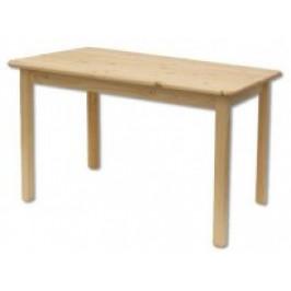 Drewmax Jídelní stůl ST104 S150x75 masiv ořech