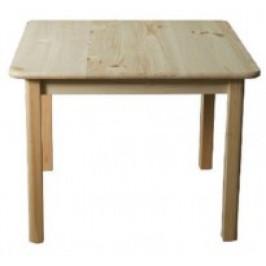 Eoshop Stůl obdélníkový Nr.1 - 80x50 cm olše