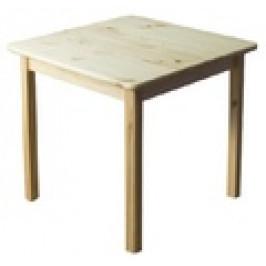 Eoshop Stůl čtvercový Nr.2 - 100x100 cm dub