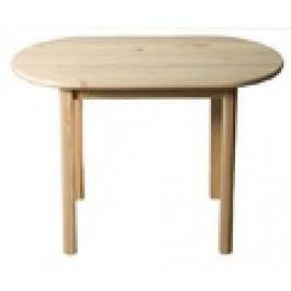 Eoshop Stůl elipsa Nr.4 - 150x80 cm borovice