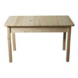 Eoshop Jídelní stůl rozkládací Nr.8 - 120/155x75 cm borovice