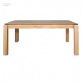 Drewmax Rozkládací jídelní stůl ST180 220x320 buk masiv gray