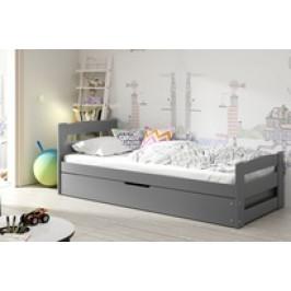 b2b1 BMS-group Dětská postel Ernie 90x200, grafit