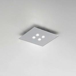 ICONE Slim LED stropní svítidlo, 4zdr bílé
