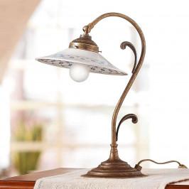 Ceramiche Ozdobná stolní lampa ORLO