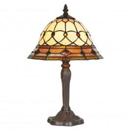 ANTHEA stolní lampa v Tiffany stylu