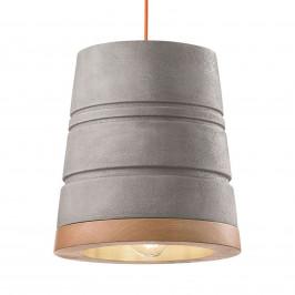 Nordické keramické závěsné světlo C1786