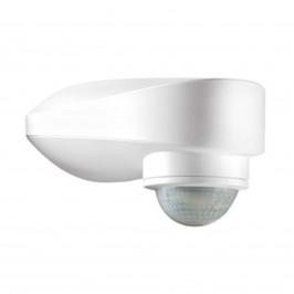 Praktický detektor pohybu LBS 360°/180° bílý