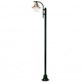 1zdrojová pouliční svítilna Toscane 240 cm