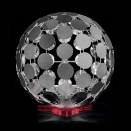 Stolní lampa Sfera s nohou akrylové sklo, 60 cm