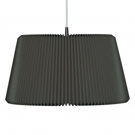 LE KLINT Snowdrop XL - závěsné světlo papír černé