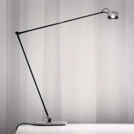 Stolní lampa LED Basica 930 E výložník, stříbro