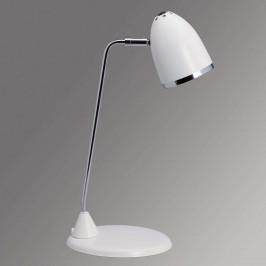 Jakob Maul Elegantní stolní lampa Starlet - bílá