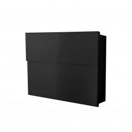 Poštovní schránka Letterman XXL II, černá