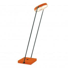 Stolní lampa LED TUNE-TS dotykový spínač oranžová