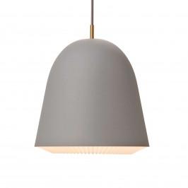 LE KLINT Caché - závěsné světlo, šedé, 30 cm