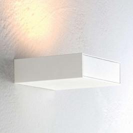 Bopp Cubus - bílé LED osvětlení stěny