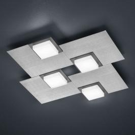 BANKAMP Quadro stropní LED svítidlo 32 W stříbrná