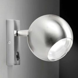 Milan Bo-La - kulové nástěnné světlo, hranaté