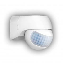Detektor pohybu LBB 180° bílý