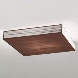 Axolight Clavius stropní světlo 60 cm tobacco
